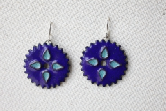 Alhambra Flower Earrings